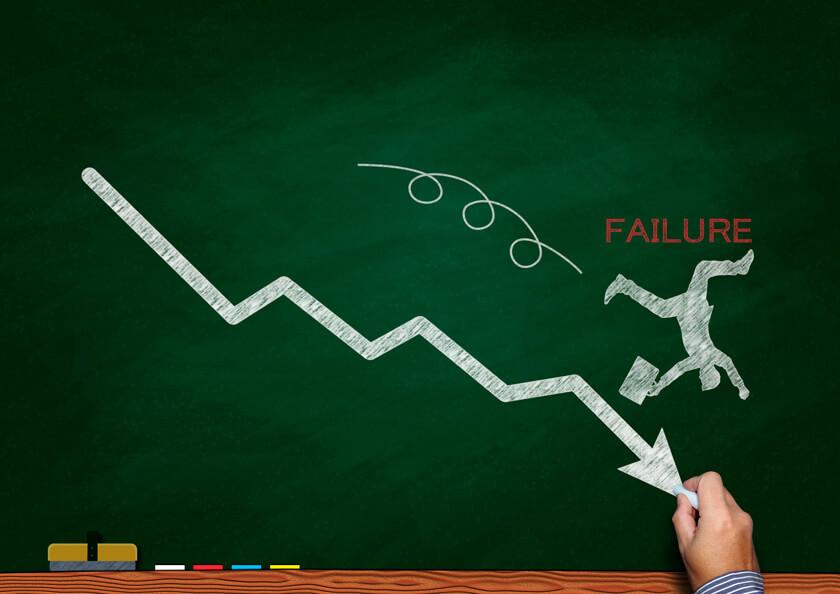 フリーランスの10個の失敗パターンから学ぶ失敗しない人の特徴6つ