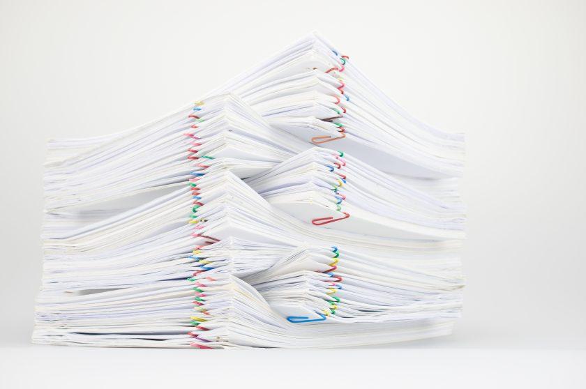 源泉徴収票以外で転職に必要な6つの書類