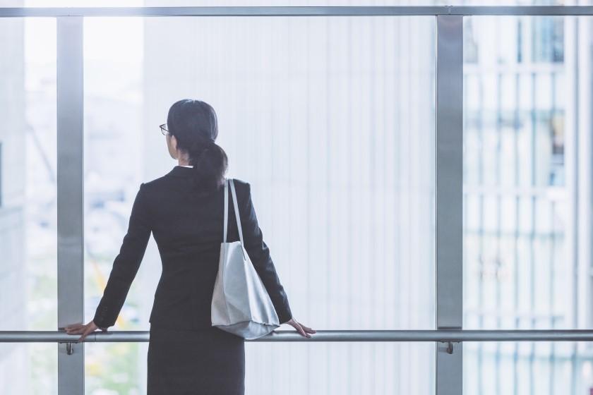 女性の年齢と転職