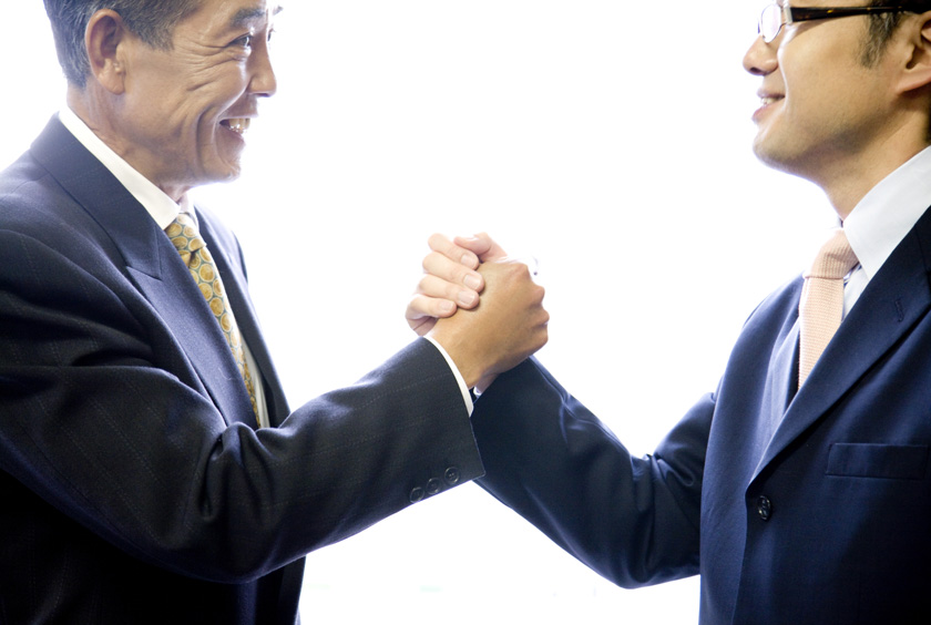 挨拶は人との繋がりに大事です