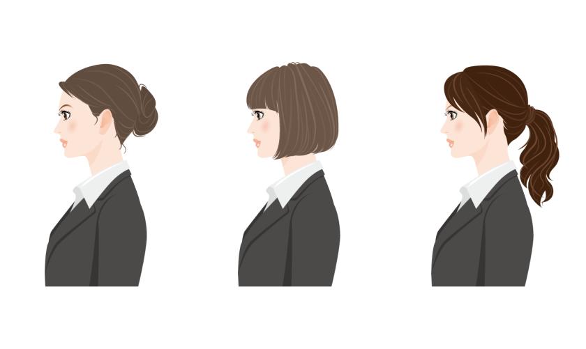 清潔感が大前提!転職成功のための男女別好印象の髪型の6つのヒント