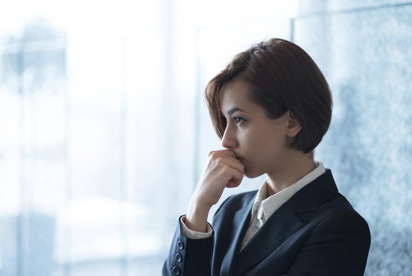 転職のときどんな悩みや不安を抱くのか?