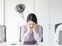 仕事-ストレス