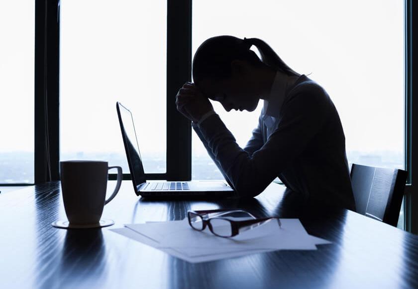 仕事で感じるストレスは3種類