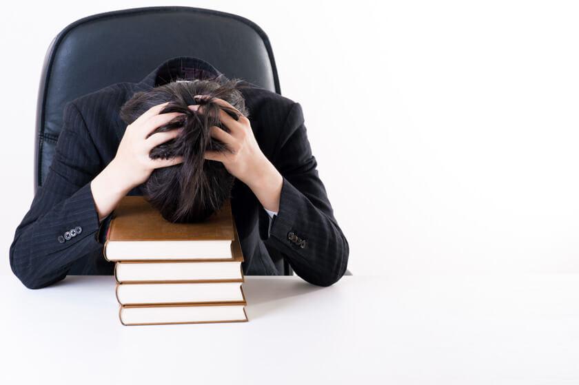 仕事のストレスに我慢できない場合の3つの対処法