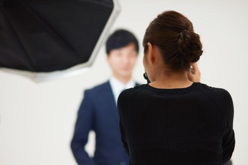企業に好印象を与える履歴書写真の撮り方