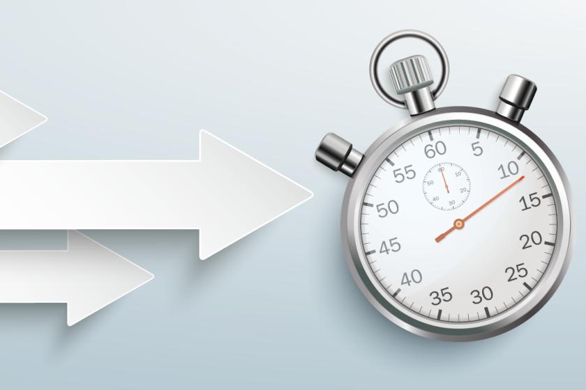 転職には、どのくらいの時間が必要?