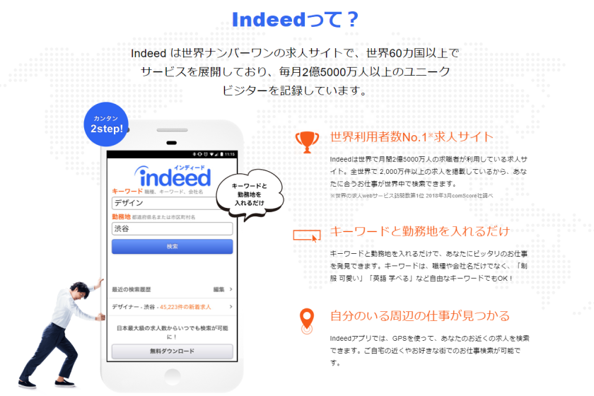 【indeedのメリット・デメリット】利用する際の注意点とは?