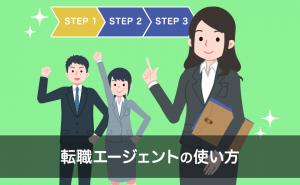転職を成功させるための転職エージェントを最大限活用する使い方8つ