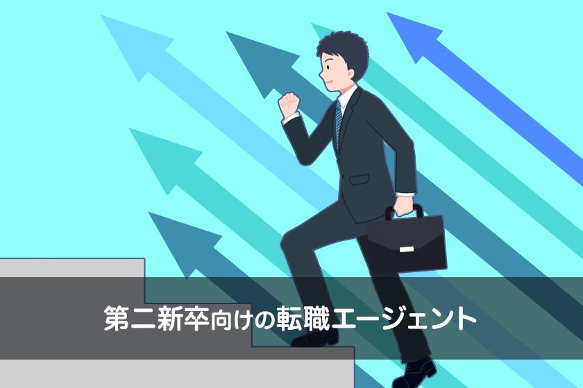 第二新卒が自分に合う仕事へ就くためのおすすめ転職エージェント3選