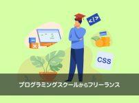 未経験でプログラミングスクールに通いフリーランスで活躍するコツ4つ